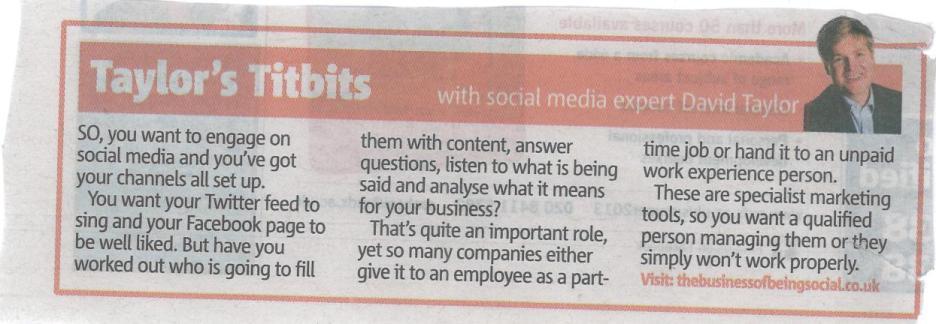 Social media nonsense